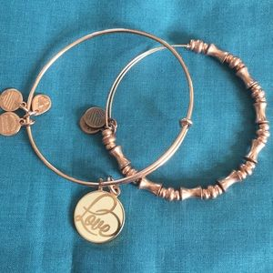 Alex and Ani Love Retired 2016 Bracelets